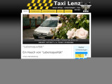Vorschau: Taxi Lenz Personenbeförderung & Kurierdienste