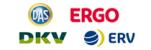 Logo: D.A.S. Versicherung Alexander Feigl & Partner