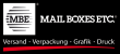 Logo: Mail Boxes Etc. offizieller UPS Kooperationspartner