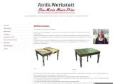 Vorschau: Antik-Werkstatt Ilse-Marie Meier-Pries