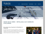 Vorschau: Heinz Buck GmbH Bauschlosserei-Metallbau