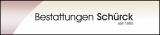 Logo: Bestattungen Schürck