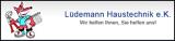 Logo: Lüdemann Haustechnik e. K.