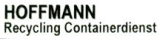Logo: Hoffmann Recycling-Containerservice