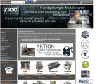 Vorschau: ZICC® Germany, Verena Kommer * * *  Handgefertigte Metallwaren