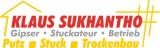 Logo: Klaus Sukhantho Gipser-und Stuckateurbetrieb