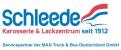 Logo: Schleede Karosserie & Lackzentrum