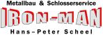 Logo: Iron-Man Metallbau & Schlosserservice
