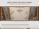 Vorschau: Hausverwaltung Karl-Heinz Wilhelm GmbH