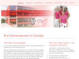Vorschau: Zahnarzt Zwickau – Dipl.-Stom. Beate Taubner - Zahnärztin