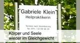 Vorschau: Gabriele Klein Heilpraktikerin