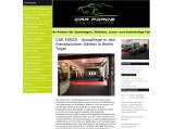 Vorschau: CAR FORCE - Autopflege