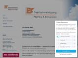 Vorschau: Gebäudereinigung Pfeifers & Schumann GmbH