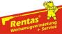 Logo: Rentas Werkzeugvermietung + Service