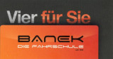Vorschau: Banek Fahrschule