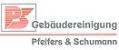 Logo: Gebäudereinigung  Pfeifers & Schumann GmbH
