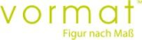 Logo: vormat™ - Figur nach Maß