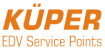 Logo: KÜPER EDV Service Point    Thomas Küper