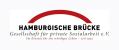 Logo: Hamburgische Brücke