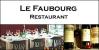 Logo: Le Faubourg - französisches Restaurant München
