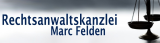 Logo: Rechtsanwaltskanzlei Marc Felden