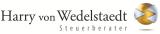 Logo: Harry von Wedelstaedt Steuerberater