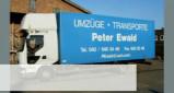 Vorschau: Umzüge + Transporte Peter Ewald