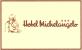 Logo: Hotel Michelangelo GmbH