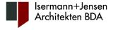 Logo: Isermann  + Jensen • Architekten BDA