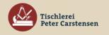Logo: Peter Carstensen Tischlermeister