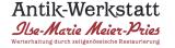 Logo: Antik-Werkstatt Ilse-Marie Meier-Pries
