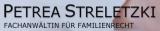Logo: Petrea Streletzki Fachanwältin für Familienrecht