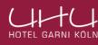 Logo: Hotel Uhu Garni Köln