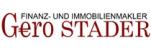 Logo: Maklerbüro Gero Stader