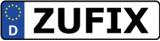 Logo: ZUFIX Zulassungsdienst Berlin