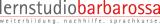 Logo: Lernstudio Barbarossa Dornbusch