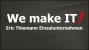 Logo: Eric Thiemann Einzelunternehmen