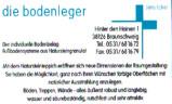 Vorschau: Die Bodenleger Jens Eckel