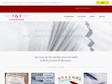 Vorschau: Dr. Schröder & Korth GmbH Wirtschaftsprüfungs- & Steuerberatungsgesellschaft