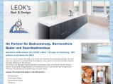Vorschau: Leok's Bad und Design