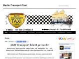 Vorschau: TransportTaxi