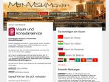 Vorschau: Mein Visum GmbH
