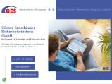 Vorschau: Günter Ernsthäuser Sicherheitstechnik GmbH