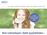 Vorschau: Lohnsteuerhilfeverein HILO e.V. Hauptverwaltung