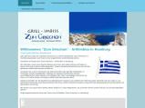 Vorschau: Zum Griechen