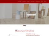 Vorschau: Monika Kunst Umzüge & Transporte Nachfolger Michael Knoch