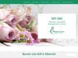 Vorschau: Blumen Lotz GbR