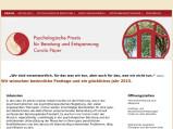 Vorschau: Psychologische Praxis für Beratung und Entspannung