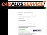 Vorschau: Car Plus Service Gmbh