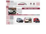 Vorschau: Autohaus Heuer GmbH - Fiatvertragspartner